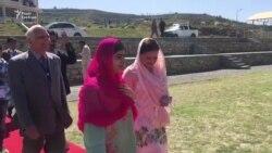 Нобелівська лауреатка Малала вперше за 6 років після замаху відвідала Пакистан (відео)