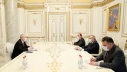 Հայաստանյան հանդիպումներում Մինսկի խմբի ռուսաստանցի համանախագահը քննարկել է ԼՂ հակամարտության կարգավորման ուղիները