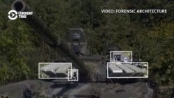 Tank Recon: U.K. Firm Says It Verified Russian Presence In Ukraine