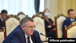 ՌԴ փոխվարչապետ Ալեքսեյ Օվերչուկը, Մոսկվա, արխիվ