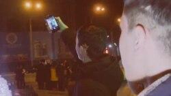 Арчаи солинавии Душанбе ва селфӣ, видеову табрикоти Бобои барфӣ