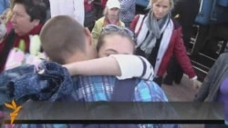 Four Belarusian Opposition Activists Pardoned, Freed