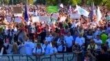 Thousands Rally In Serbian Environmental Protest