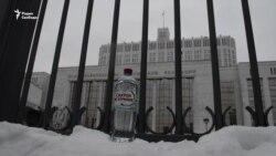 Вынужденная голодовка в Доме правительства