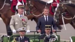 Урочистості з дистанцією. Франція відзначила День взяття Бастилії – відеорепортаж
