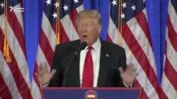 Доналд Трамп. АҚШнинг янги президенти портрети