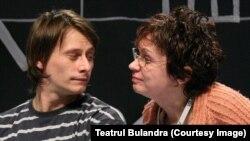 Marius Manole, Oana Pellea - Oscar și Tanti Roz, Teatrul Bulandra.