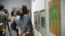 Expoziția Larisa Astreyn și Mihai Țăruș