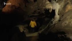 Кизил-Коба: секреты Красной пещеры (видео)