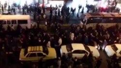 Іран – антиурядові акції ширяться по всій країні (відео)