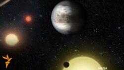 NASA астрономлари 1200та янги планета кашф қилишди