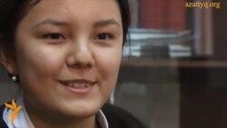Видеопортрет молодежи: Раушан Жомартова