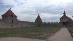 Прогулка по Бендерской крепости