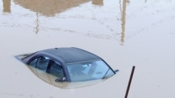 Vërshohet një pjesë e Vushtrrisë