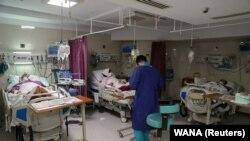 آرشیف، بیماران کووید-۱۹ در ایران