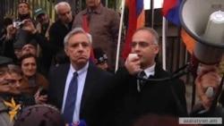 Ամոթանք տվեցին ԱԺ նիստը բոյկոտած պատգամավորներին