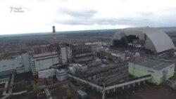 Чарнобыль накрыюць новым дахам. Як гэта будзе? Эксклюзіўнае відэа