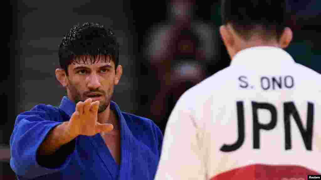 Серебро досталось и Лаше Шавдатуашвили – в весовой категории до 73 кг.