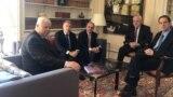 Z.Mnatsakyanın ATƏT-in Minsk qrupunun həmsədrləri ilə görüşü