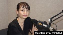 "Liliana Popușoi, jurnalist cultural, redactor-șef la revista ""Moldova"", Chișinău"