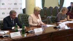 Гонтарева йде у відставку: «Наша реформа НБУ вже входить у світові канони» (відео)