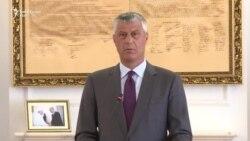 Thaçi: NATO nuk mund ta detyrojë Serbinë ta njohë Kosovën