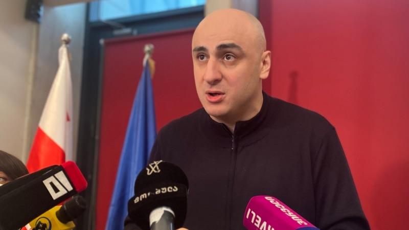 Georgian Court Rules To Detain Opposition Leader