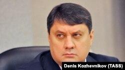 Norilsk mayor Rinat Akhmetchin (file photo)