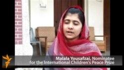 Pakistanly blogger Malala Ýusufzaýy