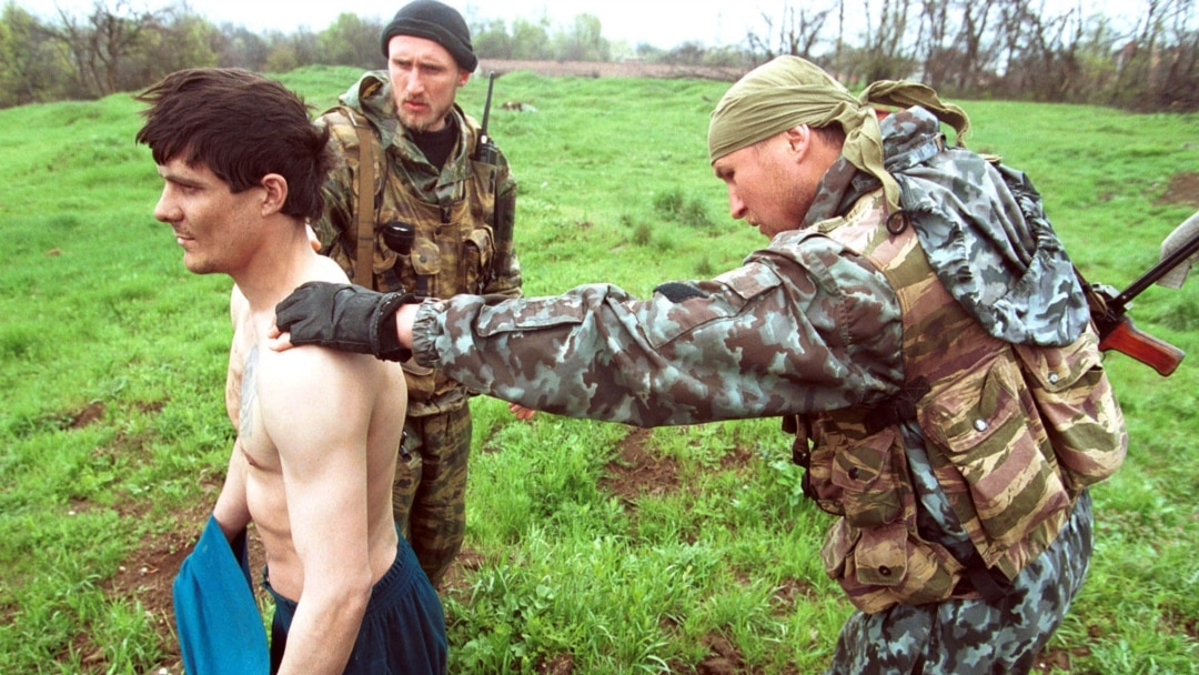 The Execution Of Captured Russian Soldiers In Chechnya - plantfasr