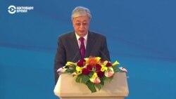 Азия: президент Казахстана в Китае