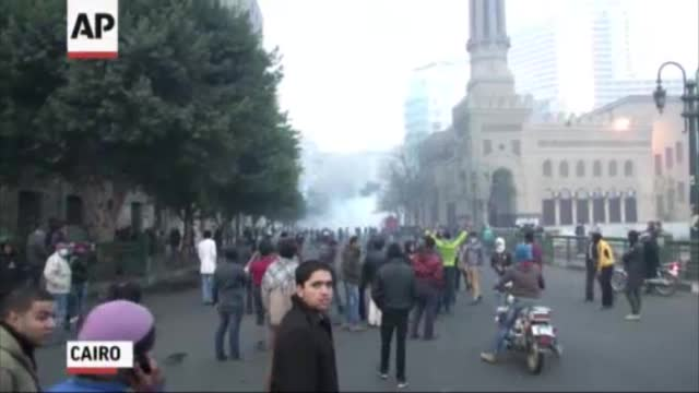 Egipat: Sukobi na Tahrir trgu se nastavljaju