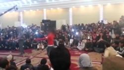 """Əfqanıstanda oğlanların """"qadın rəqsi"""""""