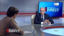 Moldova în direct cu premierul R. Moldova, Pavel Filip. 05.10.2017