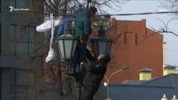 Москва: жүздөгөн демонстранттар кармалды
