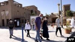 گردشگران اسرائیلی در دوبی