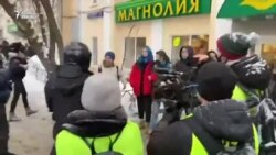 Navalnı tərəfdarlarının 31 yanvar aksiyası