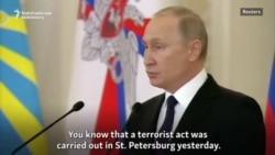 Vladimir Putin spune că suspecții trebuie lichidați, dacă sînt o amenințare