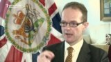 U.K. Envoy Sees 'Long' U.S., NATO Commitment In Afghanistan