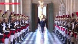 100 дней Макрона. Французы оценивают президента