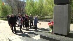 В Астані пом'янули жертв Чорнобиля