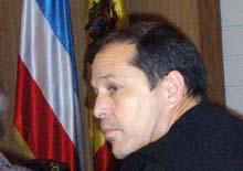 Moldova - Gaugauz-Yeri Governor Mihail Formuzal