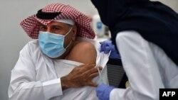 Вакцинација во Саудиска Арабија.