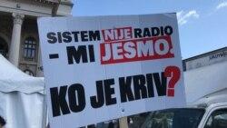 Protest frilensera u Beogradu zbog načina naplate poreskog duga
