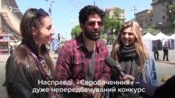 Опитування: Що думають іноземці, що вже прибули до Києва, про підготовку столиці до «Євробачення»