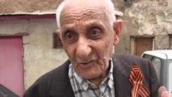 Berlinə qədər getmiş 89 yaşlı veteran