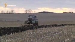 Ждёт работа трактористов