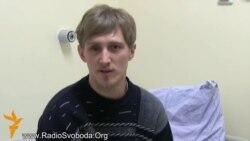 Поранений активіст розповів, як врятувався та виїхав до Литви