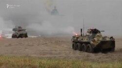 Manevre militare rusești la Marea Baltică
