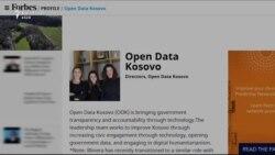 Tri vajza nga Kosova në listën e finalistëve të revistës Forbes
